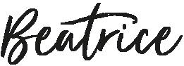 Beatrice Unterschrift