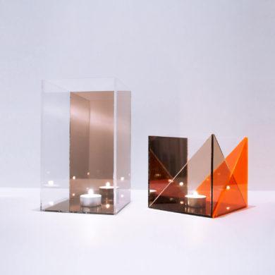 Windlichter aus Acrylglas selber bauen